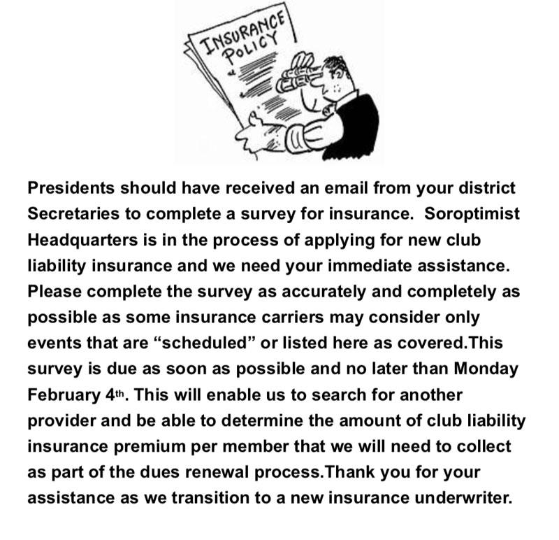Insurance Notice